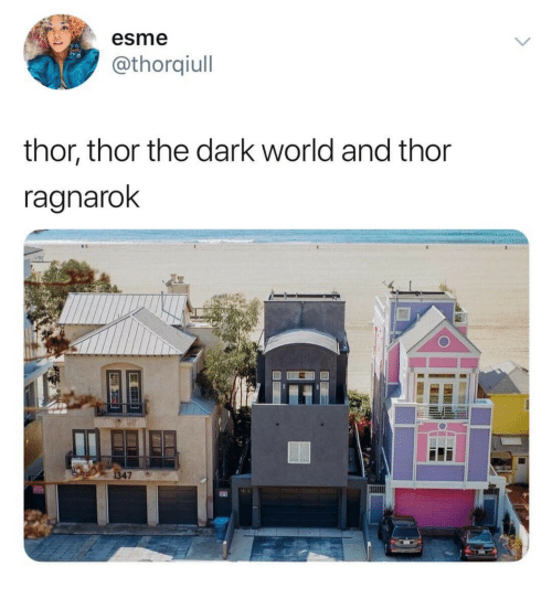 Thor, World, and Thor: The Dark World: esme  @thorqiull  thor, thor the dark world and thor  raanarok  เริ47