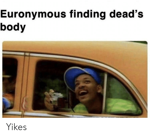 deads: Euronymous finding dead's  body Yikes