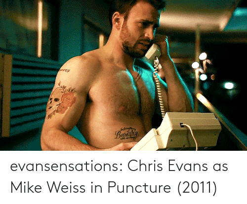 Chris: evansensations:  Chris Evans as Mike Weiss in Puncture (2011)