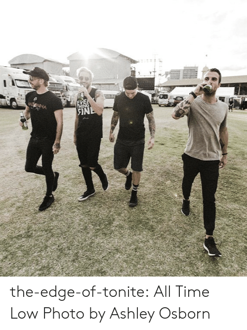 all time low: EVE  51 the-edge-of-tonite: All Time Low Photo by Ashley Osborn