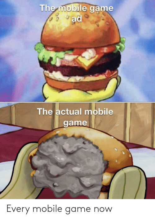 Every: Every mobile game now