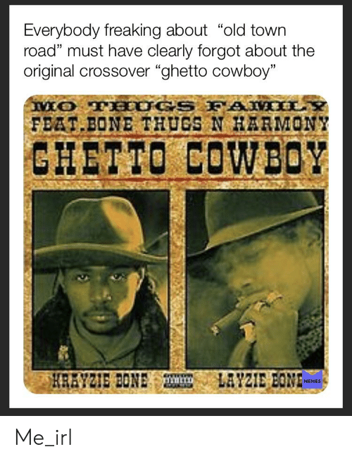 old town road original
