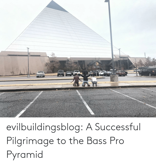 Pro: evilbuildingsblog: A Successful Pilgrimage to the Bass Pro Pyramid