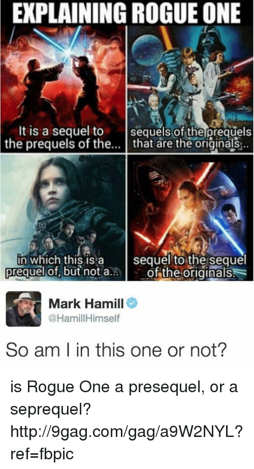 Explaining Rogue One