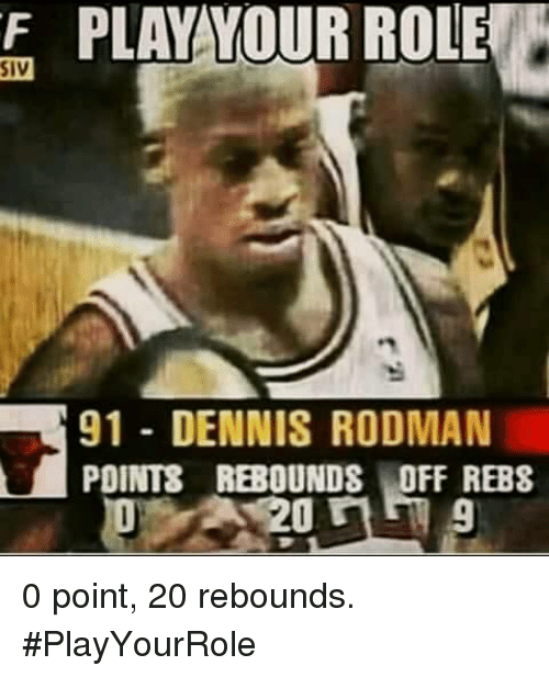 rodman is the best rebounder ever A wild ride inside the glowing head of dennis rodman--the nba's greatest rebounder and america's most outspoken and outrageous athlete when sports.