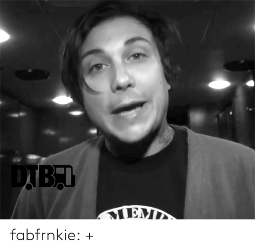 Tumblr, youtube.com, and Blog: fabfrnkie: +