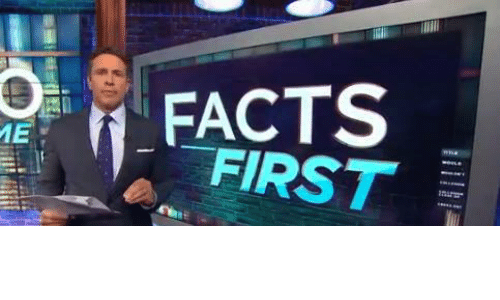 Facts and First: FACTS  -FIRST
