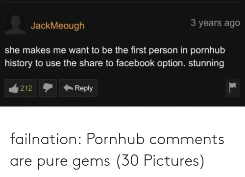 Pictures: failnation:  Pornhub comments are pure gems (30 Pictures)