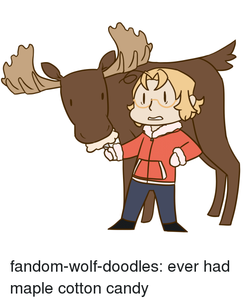 Candy, Target, and Tumblr: fandom-wolf-doodles:  ever had maple cotton candy