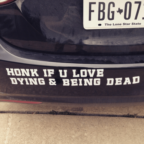 Fbg: FBG 07  The Lone Star State  HONK IF U LOVE  DYING &BEING DEAL