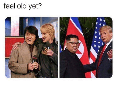Feel Old Yet: feel old yet?
