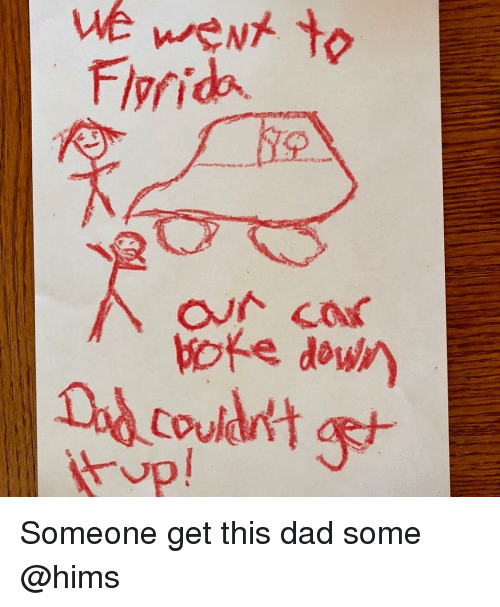 Dad, Funny, and Florida: Florida  oke doh  covlan Someone get this dad some @hims