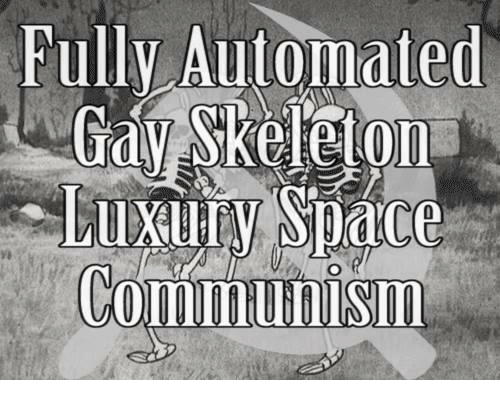 autom: Fully Automated  Gay Skeleton