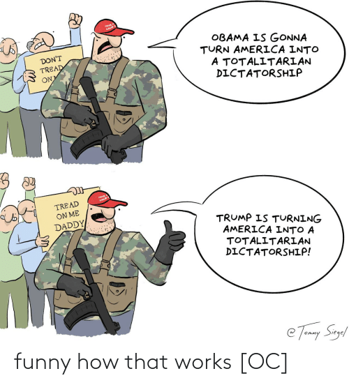 works: funny how that works [OC]
