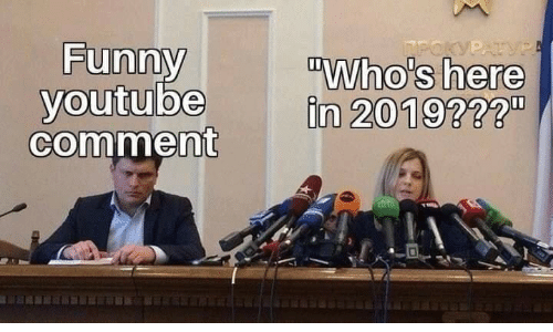 Funny, youtube.com, and Comment: Funny  youtube  comment  in 2019?22""