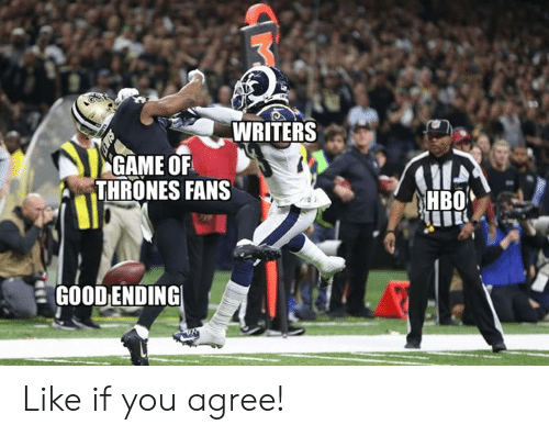 Game of Thrones, Nfl, and Game: GAME OF  THRONES FANS Like if you agree!