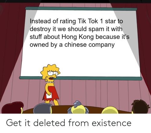 get it: Get it deleted from existence