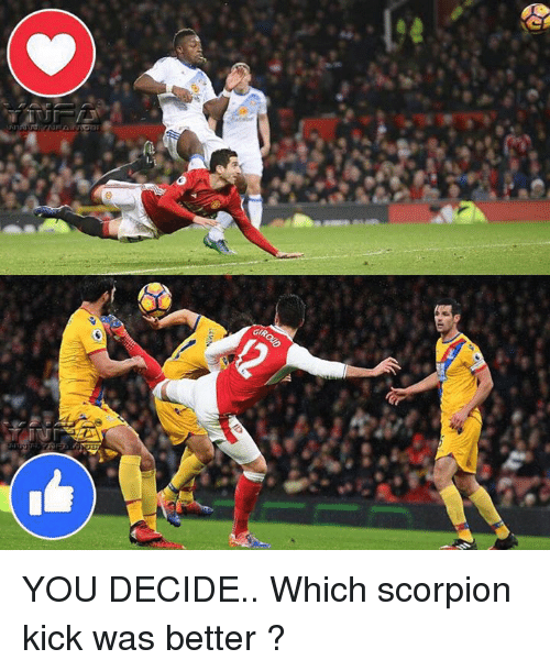 Gipped: GIP, YOU DECIDE.. Which scorpion kick was better ?