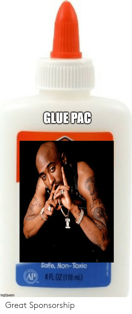 Reddit, Com, and Pac: GLUE PAC  Safe. Non-Taxic  AP 4FL 02(118 ml)  imgiip.com Great Sponsorship