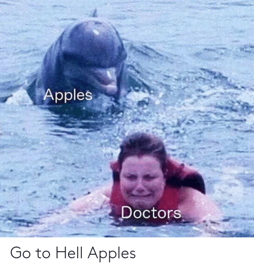 apples: Go to Hell Apples