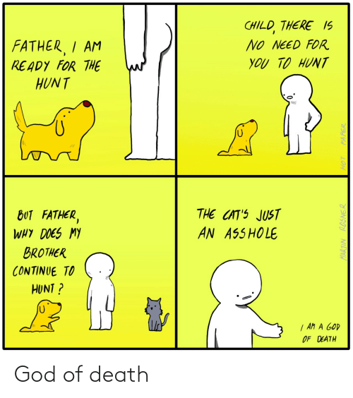 Of Death: God of death