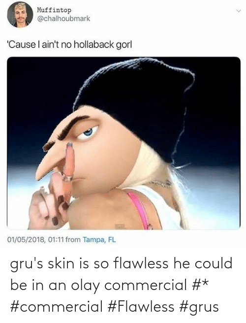 skin: gru's skin is so flawless he could be in an olay commercial #* #commercial #Flawless #grus