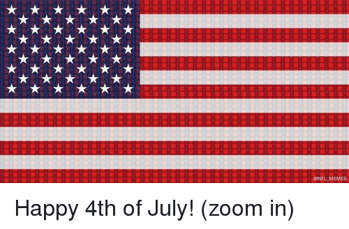 Zooming In: Happy 4th of July! (zoom in)