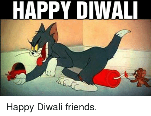 Memes, 🤖, and Diwali: HAPPY DIWALI Happy Diwali friends.