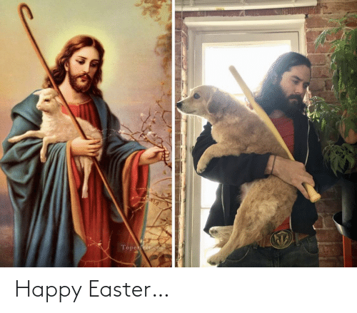 Easter: Happy Easter…