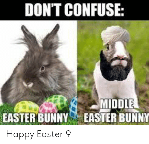 Easter: Happy Easter 9