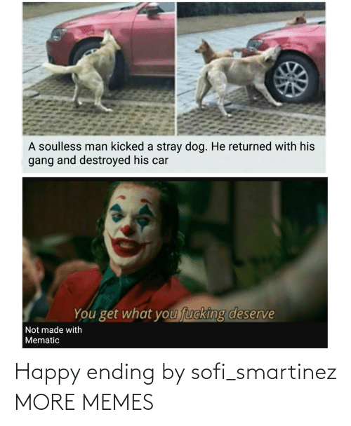 Ending: Happy ending by sofi_smartinez MORE MEMES