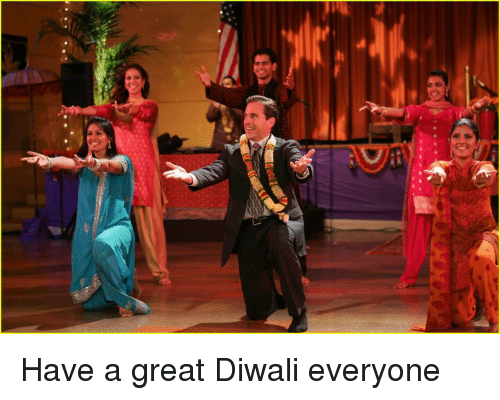 The Office, Diwali, and Great