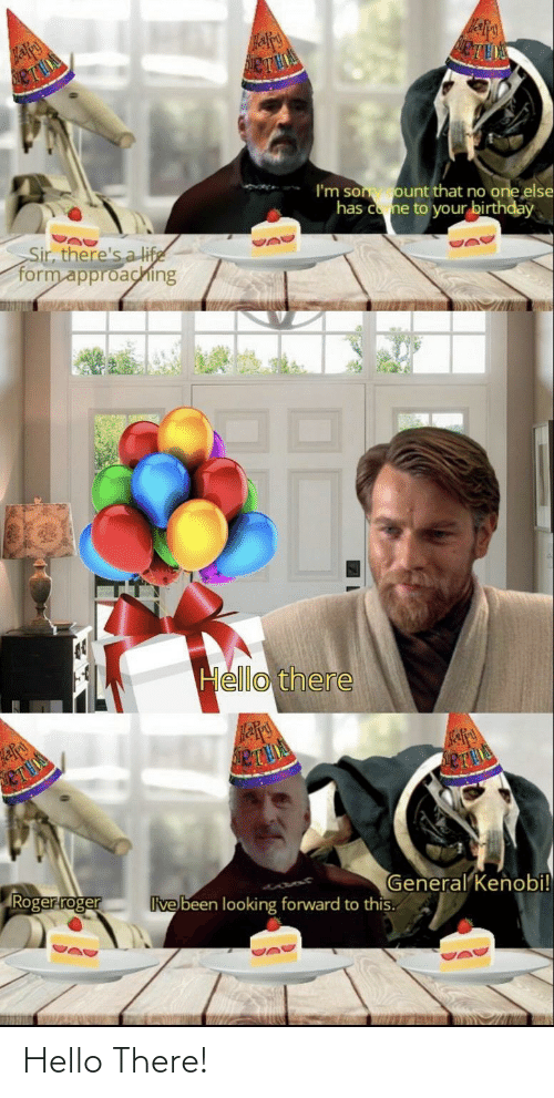 hello there: Hello There!