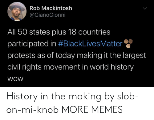 History: History in the making by slob-on-mi-knob MORE MEMES