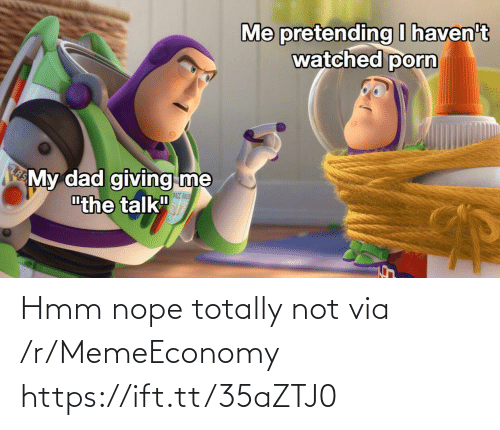 Memeeconomy: Hmm nope totally not via /r/MemeEconomy https://ift.tt/35aZTJ0