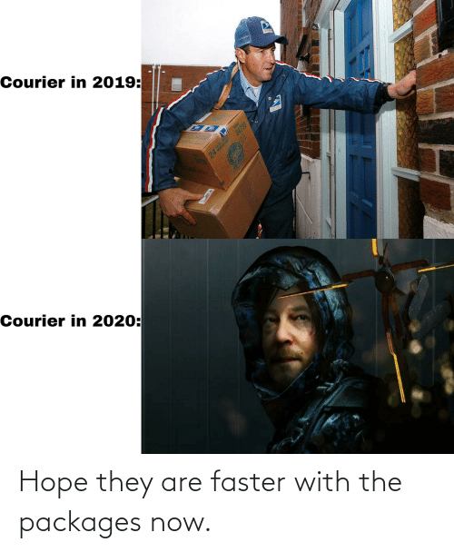 packages: Hope they are faster with the packages now.