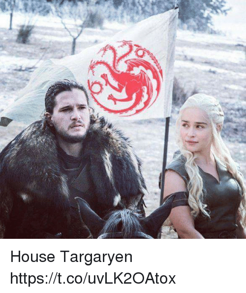 house targaryen: House Targaryen https://t.co/uvLK2OAtox