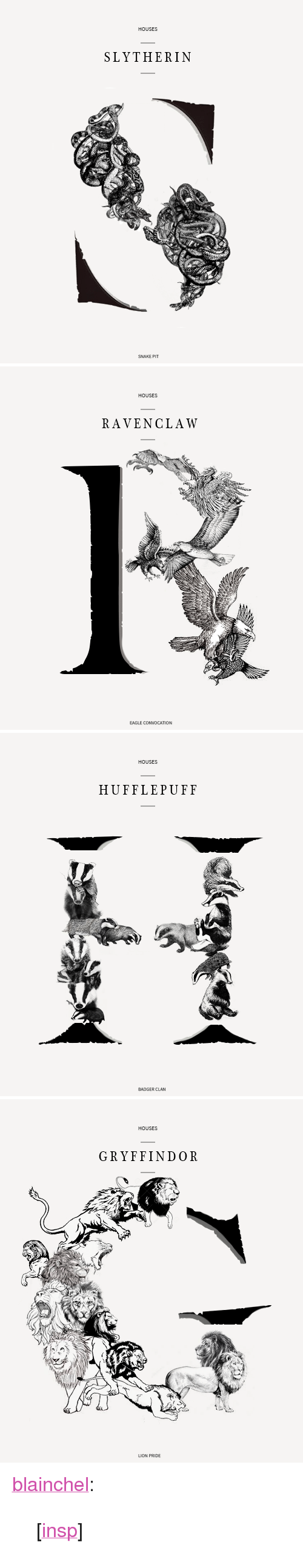 """ravenclaw: HOUSES  SLYTHERIN  SNAKE PIT   HOUSES  RAVENCLAW  EAGLE C   HOUSES  HUFFLEPUFF   HOUSES  GRYFFINDOR  LION PRIDE <p><a href=""""http://blainchel.tumblr.com/post/151985334564/insp"""" class=""""tumblr_blog"""" target=""""_blank"""">blainchel</a>:</p> <blockquote><p>[<a href=""""https://www.behance.net/gallery/16227881/Horse-%28Illustration%29"""" target=""""_blank"""">insp</a>]<br/></p></blockquote>"""