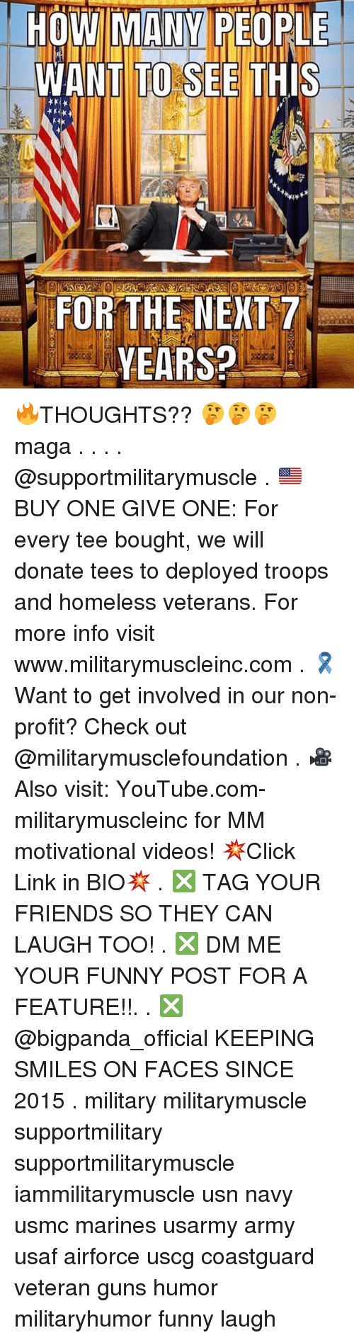 funny post: HOW MANY PEOPLE  WANT TO SEE THIS  K1  FOR THEI EXT 7  YEARS? 🔥THOUGHTS?? 🤔🤔🤔 maga . . . . @supportmilitarymuscle . 🇺🇸BUY ONE GIVE ONE: For every tee bought, we will donate tees to deployed troops and homeless veterans. For more info visit www.militarymuscleinc.com . 🎗Want to get involved in our non-profit? Check out @militarymusclefoundation . 🎥Also visit: YouTube.com-militarymuscleinc for MM motivational videos! 💥Click Link in BIO💥 . ❎ TAG YOUR FRIENDS SO THEY CAN LAUGH TOO! . ❎ DM ME YOUR FUNNY POST FOR A FEATURE!!. . ❎ @bigpanda_official KEEPING SMILES ON FACES SINCE 2015 . military militarymuscle supportmilitary supportmilitarymuscle iammilitarymuscle usn navy usmc marines usarmy army usaf airforce uscg coastguard veteran guns humor militaryhumor funny laugh