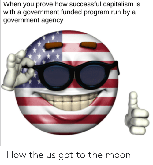 the moon: How the us got to the moon