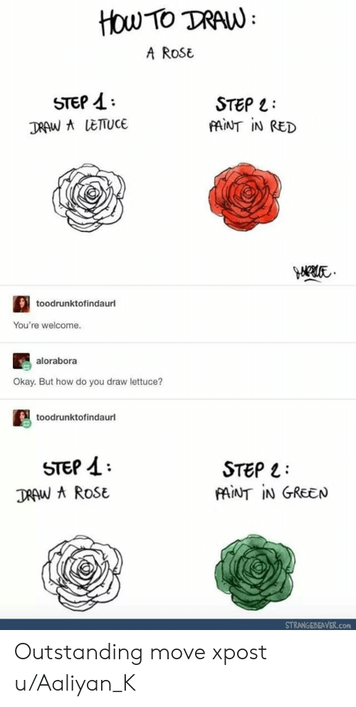 HOw TO DRAW a RoSE STEP a STEP L FAINT IN RED