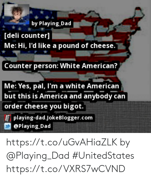 playing: https://t.co/uGvAHiaZLK by @Playing_Dad #UnitedStates https://t.co/VXRS7wCVND