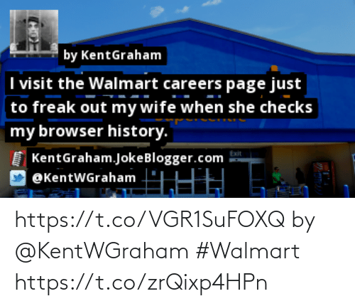 Walmart: https://t.co/VGR1SuFOXQ by @KentWGraham #Walmart https://t.co/zrQixp4HPn