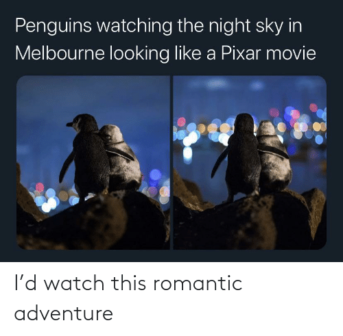 Watch This: I'd watch this romantic adventure