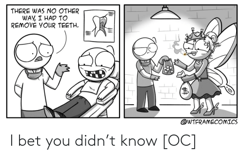I Bet: I bet you didn't know [OC]