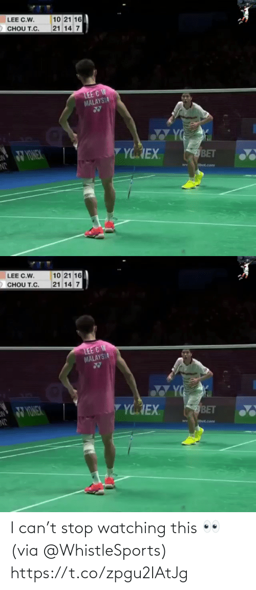 watching: I can't stop watching this 👀 (via @WhistleSports) https://t.co/zpgu2IAtJg