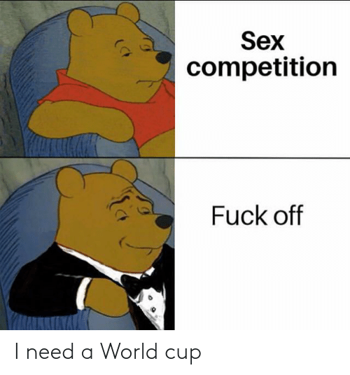 World Cup: I need a World cup