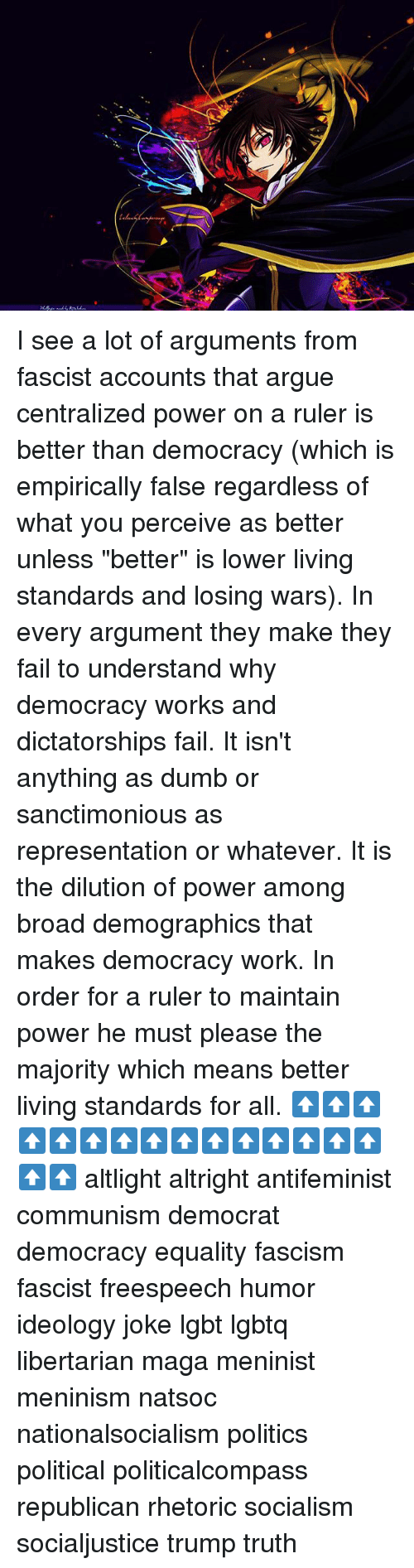 an analysis of madisons argument that a republic is better than a democracy Summary and analysis of james madison's in a pure democracy madison counters this argument by stating that a larger republic will consist of a.