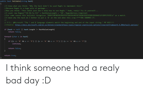 day: I think someone had a realy bad day :D