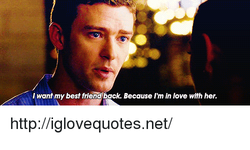 Love, Best, and Http: I want my best friena/back. Because I'm in love with hei. http://iglovequotes.net/